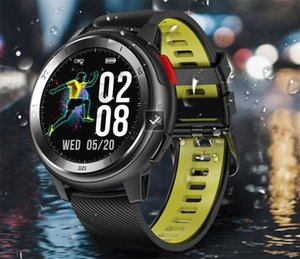 Big Data DT68 relógio inteligente AI relógio inteligente IP68 impermeável Tela esporte pulseira full touch Smartwatch