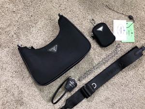 2020 Bolsas de hombro del diseñador de las mujeres de cuero bolsos de diseño más vendido cartera de alta calidad bolsos de Crossbody del bolso de lujo bolsos hobo 02 # 47