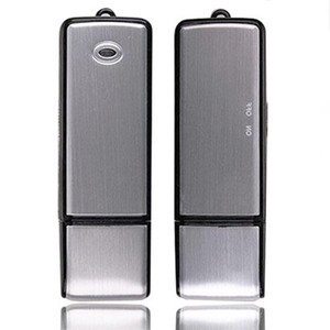 Grabadora de sonidos Mini USB de 8 GB de disco U grabadora digital de audio grabadora de voz del USB