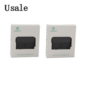 Suorin Air Plus Cartridge 3.5ml Replacement Pod for Suorin Air Plus Kit with 0.7ohm 1.0ohm Coils Head 100% Original