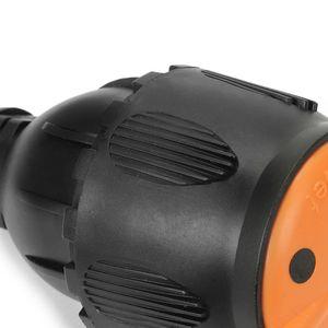12 Inch Refraction Spray Head Garden Lawn Irrigation Misting Sprinkler Nozzle