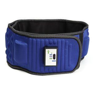 Elektrischer Slimmerbelt Abnehmen Fitness Massage X5 mal Sway Vibration Bauchmuskel Taille Trainer Stimulator
