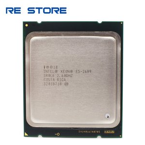 Intel Xeon E5 2689 LGA 2011 2.6GHz E5-2689 8 núcleos 16 Threads CPU Processor