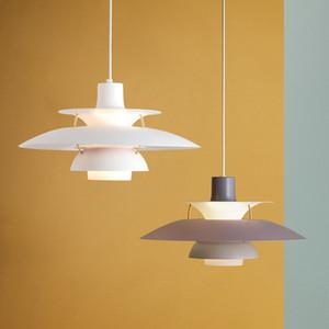 Luz moderna de Louis Poulsen pH 50 pendiente de la luz de la lámpara Inicio Salón Comedor techo PA0187