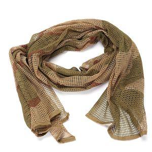 Schal für WomenMilitary Männer Scarve Arab Tactical Wüste Armee Keffijeh Net Tuch-Schal-Schal Herbstmädchen Winter-Baumwollmischung Gesicht Schal Maske