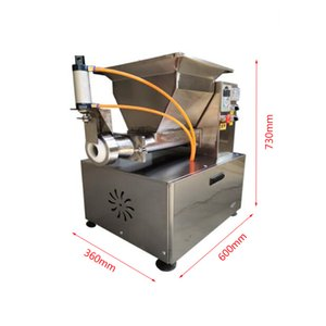 5-500g Automatic dough cutting machine for precise cutting of dough filling cheese induction probe pneumatic dough cutting machine
