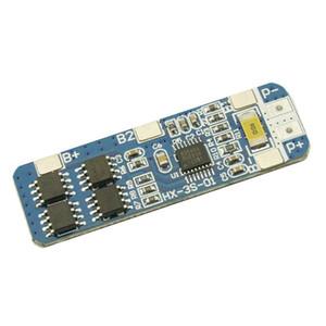 200pcs 3S 10A 12V Bateria de lítio Carregador Protecção Módulo Board para 3pcs 18650 de iões de lítio celular de carregamento da bateria BMS 11.1v 12,6 V