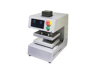 Auto colofonia prensa del calor de la máquina no necesita compresor de aire con la pantalla táctil de panel automático pequeña prensa de aceite de la máquina