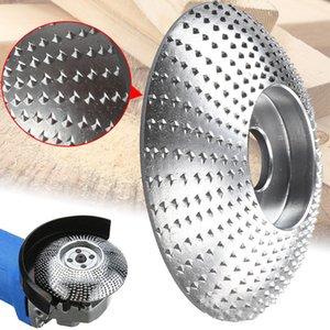Menuiserie de polissage Thorn plaque polie Disque Angle roue de polissage Meules pour Meuleuses Travail du bois Outils de polissage