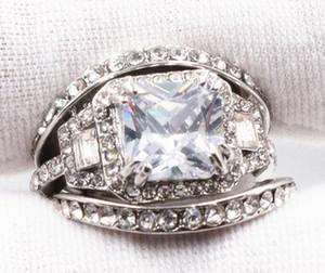 سريع الشحن مجانا خمر الماس الماس كامل مطعمة الزركون عصابة النساء زواجهما يوم هدية عالية الجودة لا تتلاشى مع الزمن