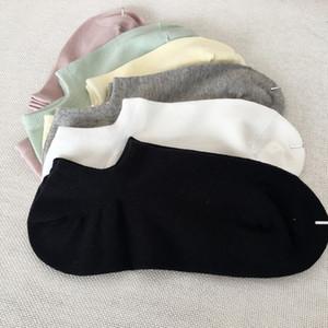 20ss Moda Uomo Bianco calzini estate Maschio Calzini Via Intimo Uomo di sport di pallacanestro calze sportive per il formato libero delle donne