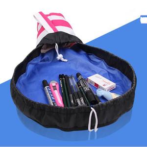Storage-Bucket IN Spielzeug-Speicher-Korb Bin Kleidung Organizer Leinwand Wäschebeutel Kinder Zimmer Organisatoren bestes Geschenk für Kinder LXL69-1L