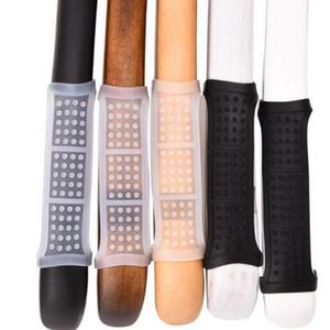 실리콘 고무 옷을 옷걸이 나무 옷걸이 비 슬립 슬리브 플라스틱 옷걸이 미끄럼 방지 액세서리에 대한 스트립 안티 - 스키드