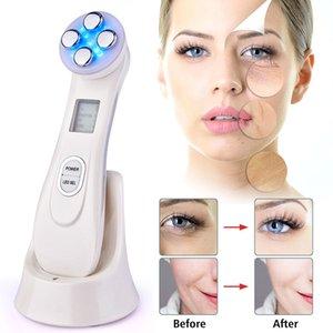 Ruga Remover LED Photon RF sollevamento della pelle Attrezzature SME Mesoterapia elettroporazione radiofrequenza ringiovanimento della pelle Dispositivo