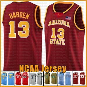 Rot 13 NCAA Basketball Jersey Arizona Universitätsstatus Bethel Irische Highschool-Trikots 23 2 Leonard 3 Wade 11 Irving 30 Curry