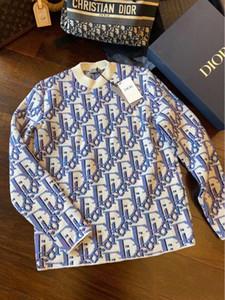 SS20 новая классический напечатали короткий рукав футболка с хорошей верхней эффект тела для мужчин и женщин 2250