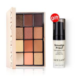 SACE SEÑORA gama de colores del maquillaje + Dedo Prueba Eye Primer
