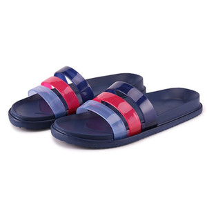 2020 new men's slippers summer non-slip soft bottom bathroom slippers ultra light indoor home shoes in stock