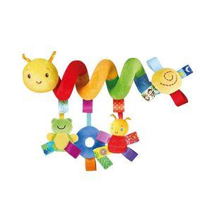 Lavable Lit bébé poussette Hanging Rattle transport en peluche éducation bébé coloré de Bell Jouet frais Couleur Non Décoloration