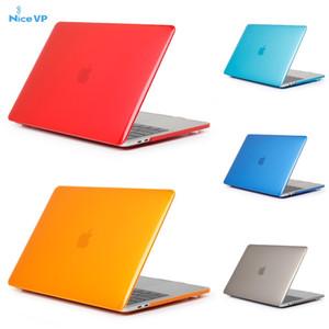 12 A1466 A1369 A1706 A1708 A1989 Case paquete al por menor Macbook protectora de cristal cubierta de Macbook Air Pro 11,6 13,3 protección completa