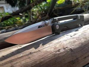 Promotion OEM Cold Steel AD-15 survie tactique couteau pliant S35VN satin Point de goutte lame G10 + T6061 poignée Couteaux