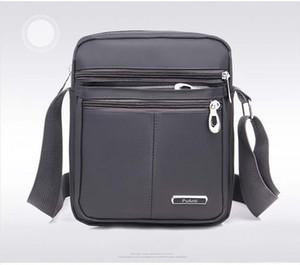 Men Oxford Casual Messenger Bag Satchel Fashion Handbags Man Shoulder Bags High Quality Travel Business Crossbody Bags Tote Y190701