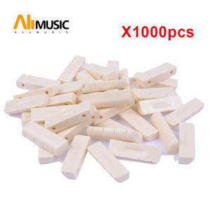 Ivory Kunststoff R400 43x3.4x4.6-3.8MM E-Gitarren-Nuss-E-Gitarren-Parts E-Gitarren-DIY-Teile Wholesale freies Verschiffen MU1244
