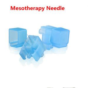 25 ADET Yeni 5/9 / Nano Pin İğneler İpucu Basınç Kartuşu MESO Mezoterapi Gun Enjektör Cilt Bakımı Kırışıklık Kaldırma CE