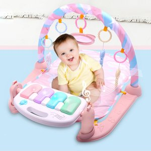 Hot Sale Baby Play Mat Baby GymToys 0-12 Months Soft Lighting Rattles Musical Toys For Babies Brinquedos Play Piano Gym