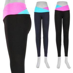 Yoga kıyafetler koşu iyi 2018 19 YENİ pantolon yedi jimnastik salonu kadın giyim giyim Capri tozluk