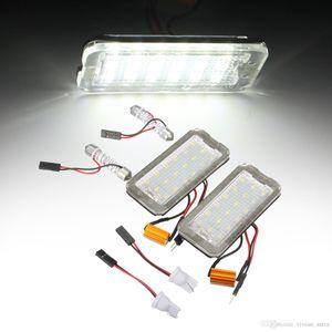 Keine Fehler 2 PCS Auto Kennzeichenleuchte für Fiat 500 500C Autoersatz LED-Kennzeichenleuchte Zubehörteile wissen