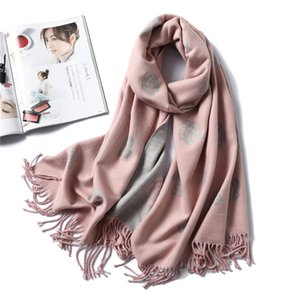 Fashion Scarves for Women Print Silk Scarf Female long Shawl Bandana for Head Large Hijab Scarfs For Ladies