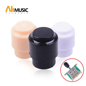 100 pcs Muilty Color 3way 5way Plastic Guitar Big Toggle Switch Hat for Electirc Guitar