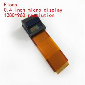 Portable Helmet Microdisplay 0.4 inch flcos micro display electronic viewfinder 1280*960 HD resolution