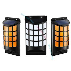 Nouvelle et mode ampoule flamme vacillante avec Dark Sensor Night Lights 1800K couleur jaune imperméable à l'eau automatique sur l'éclairage