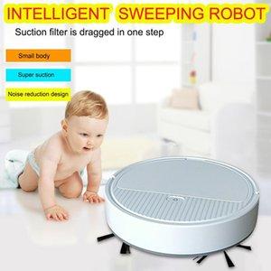limpiador automático de vacío robot recargable de barrido Sweep Robot de succión Drag máquina de piso polvo Aspirador Sweeper