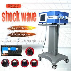 Ereksiyon Ekipmanları için Ağrı Kesici Tedavi Ekstrakorporal Shockwave Therapy için 2020 Portatif Shockwave Terapi Makine