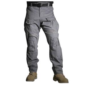 Новые США боевые штаны G3 охотничьи штаны уличные брюки тактические боевые штаны с наколенниками Multicam WG EMERSONGEAR