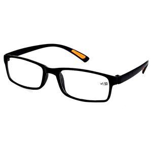 Women Men Reading Glasses Resin Lens Anti-Drop Elastic Good TR90 Material Mirror 1.0To4.0 R015