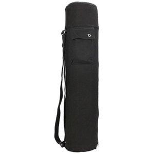 Adjustable Sling Strap Shoulder Yoga Mat Bag Yoga Mat Storage Bag Multifunction Large Capacity Exercise Fitness.