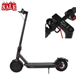 No Chiusura fiscale consegna veloce di porta trasporto pieghevole portatile scooter elettrico per 8.5inch largo ruota di bicicletta Scooter 7.8Ah 250W con App