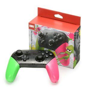 Bluetooth Wireless Pro Controller Gamepad Joypad Remote for Nintend Switch Console Gamepad Joystick Wireless Controller