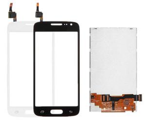 ЖК-дисплей с сенсорным экраном для Samsung Galaxy Express 2 G3815 SM-G3815 ЖК-экран дигитайзер стеклянная панель передняя замена