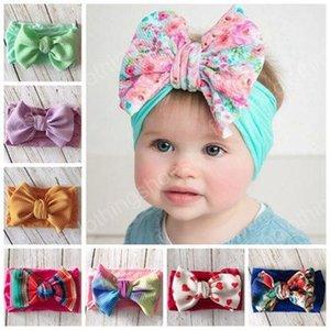2019 bambini accessori per capelli per hairbands ragazze jojo archi dei capelli fasce cape Siwa bambina bambini stampati in nylon headwraps fasce boutique