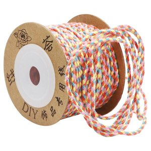 1 Roll Hand-woven Rope Bracelet Rope Jewelry Making DIY Necklace Hanging DIY Accessories for Women Girls