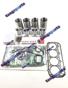 4TNV98 двигатель Rebuild комплекта в хорошем качестве Для YANMAR части двигателя бульдозера Вилочного Экскаватора Погрузчики и т.д. комплекта деталей двигателя