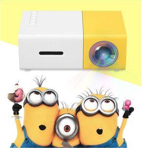 Tragbarer Projektor Home Mini Digital-Hander-Projektor Multimedia-Spieler Adjustable Handy-Projektor Heimkino-Game Support DHF546