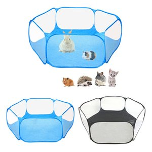 2x Small Pet Playpen Cage For Hamster Rabbit Guinea Pig Chinchilla Portable