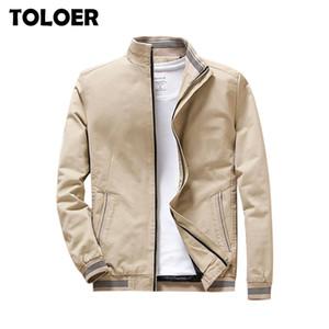 2020 Tactical Jackets Mens Pilot Bomber Hip Hop di modo maschio di baseball Streetwear Piumini Uomo Slim Fit Abbigliamento Coat