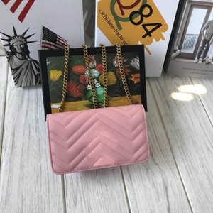 Women Designer Shoulder Bags Love Heart Bag Mini Chain Flap Crossbody Handbags High Quality Real Leather Quilted Handbag Freeshipping 18cm